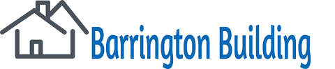 Barrington Building LLC Retina Logo